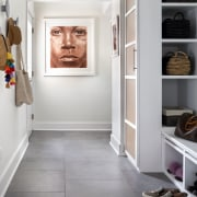 The home's generous mud room. - More than