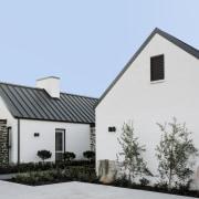 The home's distinct Cape Dutch architectural style and