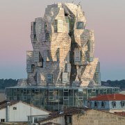 """Frank Gehry says:""""We wanted to evoke the locale"""