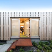 Architect in residence - architecture | facade | architecture, facade, home, house, real estate, shed, gray