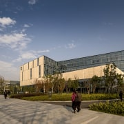 The Ningbo New library is more than a