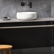 Screen Shot 2018 09 06 At 1 23 bathroom, bathroom accessory, bathroom cabinet, bathroom sink, furniture, plumbing fixture, sink, tap, wall, black, gray