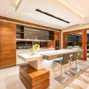 See more here interior design, kitchen, real estate, white, brown