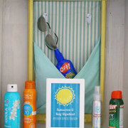 Sunscreen Station Printables 002 600X802 - product | product, shelf, gray