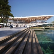 The new 65,000 m² Sydney Fish Market is