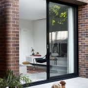 Giant sliding doors are a match for the