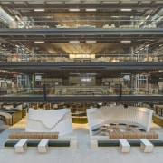 The completion of The Foundry represents a significant