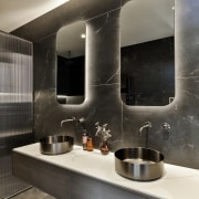 The master ensuite recently attracted a Runner Up