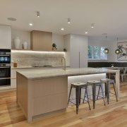 The big picture – the kitchen is a