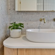 Natural accent – the Frammenta Bianco 600x600mm tiles