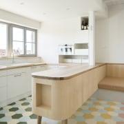 Baugruppe no architects studio flusser 33 3rd floor
