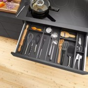 Image from: Blum New Zealand furniture, table, tool, orange, black