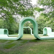 Designed by SPORTS furniture, grass, lawn, outdoor furniture, green