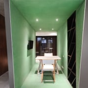 Architect: Martin Architects architecture, daylighting, house, interior design, table, green