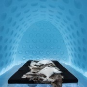 Blue tunnel - trends | arctic | blue trends, arctic, blue, computer wallpaper, sky, water, teal
