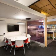 Trustpower's New Headquarters - ceiling | interior design ceiling, interior design, real estate, gray, black