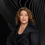 Farewell to Dame Zaha Hadid - Dame Zaha beauty, girl, portrait, socialite, black