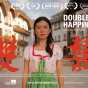 Directed by Ella Raidel - Film: Double Happiness advertising, gray