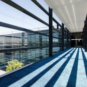 Airbridge - architecture | building | daylighting | architecture, building, daylighting, metropolitan area, real estate, roof, structure, white