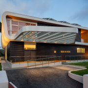 B House 07 - architecture | building | architecture, building, facade, home, house, real estate, gray