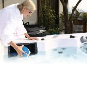 Easy Care Water Management System - Easy Care leisure, product design, swimming pool, water, white