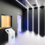 This area looks suitable space-age interior design, product design, black