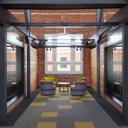 GCA Dunedin - McAuliffe Stevens Limited - GCA interior design, black, gray