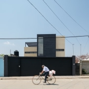 Architect: Espacio 18 ArquitecturaPhotography by Lorena Darquea architecture, building, house, sky, vehicle, teal
