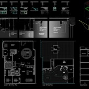 A plan for the apartment - A plan architecture, black and white, design, font, product design, screenshot, software, technology, text, black