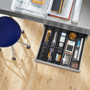 Blum New Zealand floor, flooring, furniture, product design, table, wood, orange