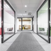 Architect: MetaformaPhotography by Krzysztof Strażyński floor, flooring, interior design, lobby, real estate, white