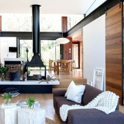 Architect: Alexandra Buchanan ArchitecturePhotography by Debra McFadzean home, house, interior design, living room, property, real estate, white
