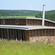 With sustainability and passive design rising high in outdoor structure