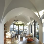 Architect: Studio Pali Fekete architectsPhotography by Roland architecture, ceiling, estate, interior design, window, gray