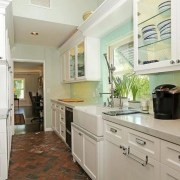 Selena Gomez's new Studio City, California home - cabinetry, countertop, cuisine classique, estate, home, interior design, kitchen, property, real estate, room, gray, white