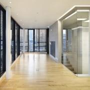 The 925 Building - The 925 Building - apartment, condominium, daylighting, floor, flooring, handrail, interior design, property, real estate, gray