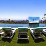 924 Bel Air Rd - 924 Bel Air estate, leisure, property, real estate, sport venue, teal, brown