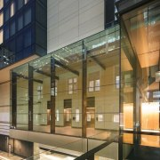 161 Sussex St – Cox Architecture - 161 architecture, building, condominium, facade, glass, lobby, mixed use, brown