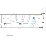 The floor plan for the new centre angle, area, design, diagram, engineering, floor plan, line, plan, product, product design, structure, text, white