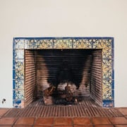 Original story from Trulia fireplace, hearth, property, white
