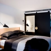 Architect: Architect Prinea - X - bed | bed, bed frame, bedroom, furniture, interior design, room, suite, white, black