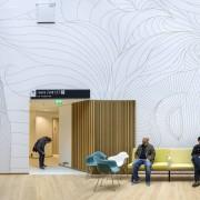 Zaans Medical Centre – Mecanoo - Zaans Medical architecture, ceiling, interior design, product design, tourist attraction, white