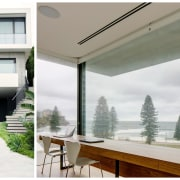 The team from Horizon Habitats architecture, home, house, property, real estate, window, white, gray