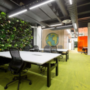 New Zealand Architecture Awards architecture, interior design, office, real estate, table, black