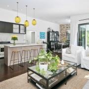 Architect: Allan McIntosh of Buildology Ltd home, interior design, living room, property, real estate, white