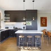 TIDA NZ 2017 – Designer kitchen entrant – cabinetry, countertop, cuisine classique, interior design, kitchen, real estate, room, white