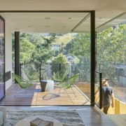 Architect: Schwartz and Architecture: SaAPhotography by Bruce architecture, daylighting, door, estate, home, house, interior design, living room, property, real estate, window, gray