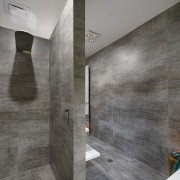 Collins W Collins - TIDA AUS 2017 – architecture, bathroom, concrete, daylighting, floor, flooring, interior design, tile, wall, gray