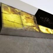 Architect: Tisselli Studio yellow, gray