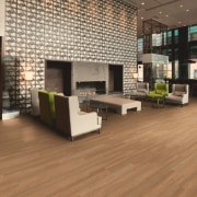 Expona represents the pinnacle of modern manufacturing techniques floor, flooring, hardwood, interior design, laminate flooring, lobby, tile, wood, wood flooring, brown